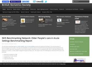 British Geriatrics Society (BGS) (United Kingdom)