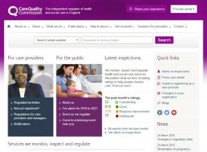 Care Quality Commission (CQC) (United Kingdom)