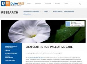 Lien Centre for Palliative Care (Asia)