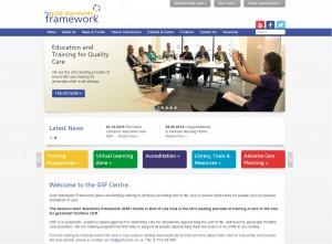 National Gold Standards Framework Centre in End of Life Care (United Kingdom)