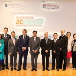 Launch of Jockey Club End-of-Life Community Care Project (JCECC)