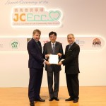 Launch Ceremony of Jockey Club End-of-Life Community Care Project (JCECC)