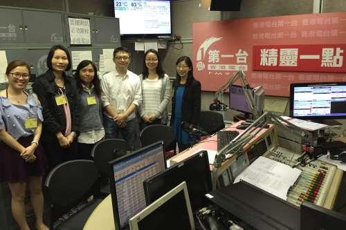 「精靈一點」在家安寧服務 (Radio Television Hong Kong)