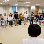 Workshop on The Use of Expressive Arts Therapy in Palliative Care