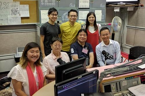 「精靈一點」有病、無痛 – 徵狀處理 (Radio Television Hong Kong)