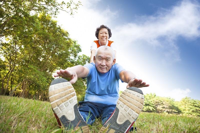 Elderly exercise