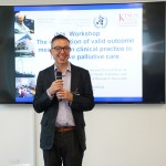 Workshop on The Integration of Valid Outcome Measures in Clinical Practice to Improve End-of-Life Care
