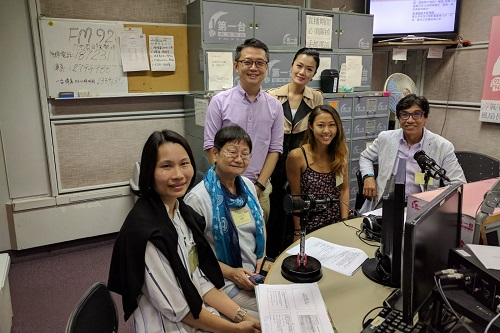「精靈一點」照顧易啲啲 – 起居照顧 (Radio Television Hong Kong)