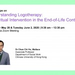 Workshops on Understanding Logotherapy : A Spiritual Intervention in the End of Life Context
